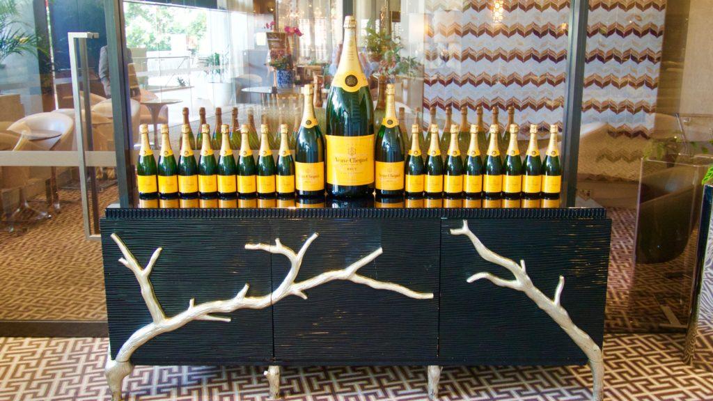 champagne lunch Brisbane