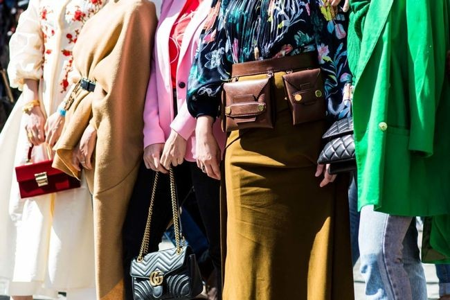 New York fashion week style