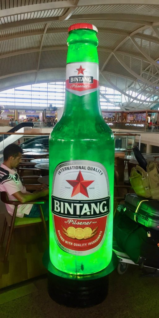 coldest beer in Bali