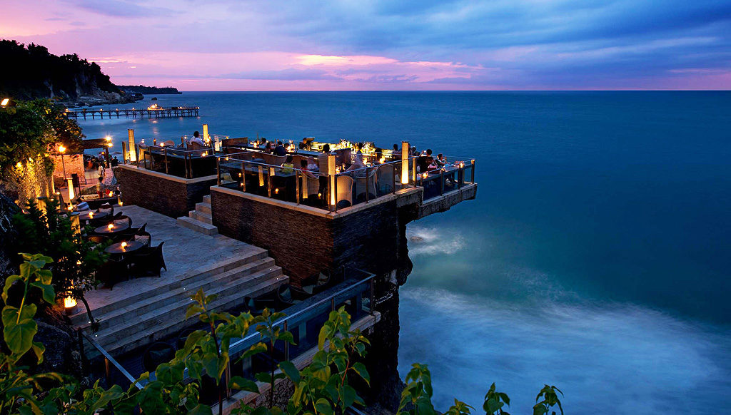 best sunset cocktails Bali