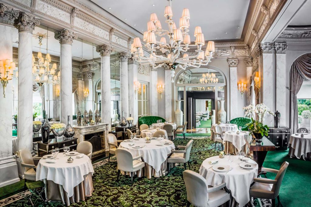 best Michelin star restaurant in Paris