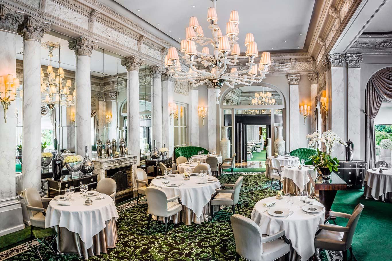 best Michelin star restaurant in Paris